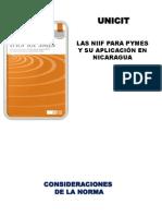 1- Consideraciones de La Ifrs Unicit