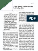 Stanford University Ulcer Study