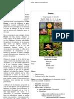 Plantae - Wikipedia, La Enciclopedia Libre
