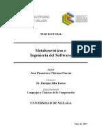 Tesis Doctoral de Francisco Chicano (PhD thesis)