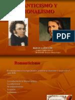 romanticismo y clasicismo