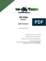 Clinton, Bill - Mi Vida (Parte 1)