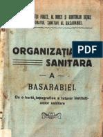 Organizatia Sanitara a Basarabiei