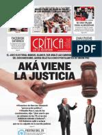Diario Critica 2009-05-25