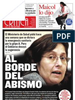 Diario Critica 2009-06-27