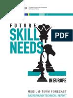 Future Skill Needs Europe