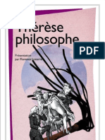 Therese Philosophe