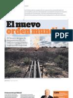 El shale gas y el cambio de la geopolitica mundial