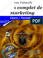 Cours Marketing 4e Ed