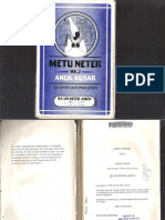 Metu Neter Volume 2 by Ra Un Amen Nefer SMALLER