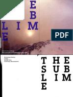 (Whitechapel_ Documents of Contemporary Art) Simon Morley (Editor)-The Sublime (Whitechapel_ Documents of Contemporary Art) -The MIT Press (2010)