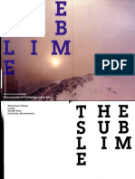 (Whitechapel_ Documents of Contemporary Art) Simon Morley (Editor)-The Sublime (Whitechapel_ Documents of Contemporary Art) -The MIT Press (2010)