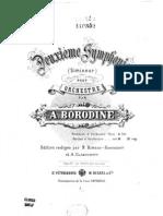 Borodin #2 b minor