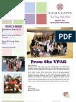 newsletter spring 2013 march