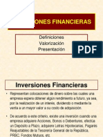 4.- Inversiones Financieras
