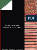 História da África - Apostila Projeto Abá
