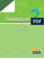 24047126 Secuencias Didacticas Matematicas Segundo Grado Bloque I