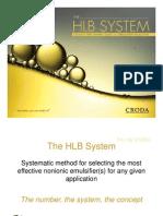 HLB+System
