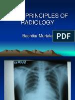 Basics Principles of Radiology