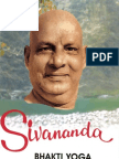 Bhakti Yoga Live and Works of Swami Sivananda Volume 5 Swami Sivananda