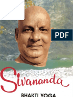 Bhakti Yoga Live and Works of Swami Sivananda Volume 5 Swami Sivananda