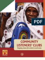 community listerner's club