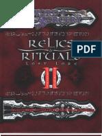 D&D 3rd Edition - Relics & Rituals 2
