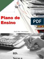 Plano de Ensino_Jornal Laboratório
