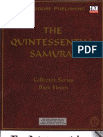 D&D 3rd Edition - The Quintessential Samurai