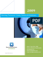 Nursing Turnover