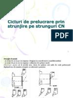 CURS 7 Cicluri de Strunjire Cn Analiza Detaliata Operatie