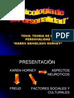 Karen Horney Pp