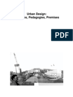 Urban design - Practices   Conference Program and Transcript Final