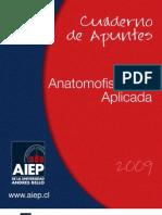 Cuaderno de Apuntes Anatomofisiologia Aplicada