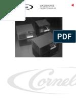 Maxi Cooler User Manual (Maxi 210, 310, 410)
