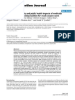 Potential Community and Public Health Impacts of Medically Supervised Safer Smoking Facilities for Crack Cocaine Users