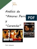 Analisis Final - Amores Perros - Carancho