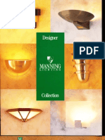 Manning Designer Collection Catalog 2-92