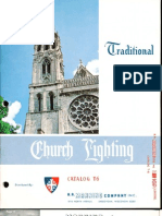 Manning Traditional Church Lighting Catalog T6 12-73