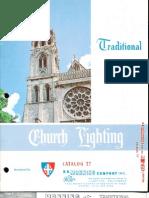 Manning Traditional Church Lighting Catalog T7 10-86