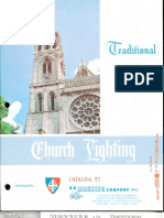 Manning Traditional Church Lighting Catalog T7 1-90