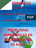 Problemas Ambientales en Los Sistema de de Agua (1)