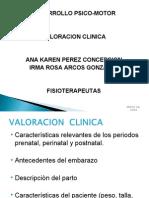Valoracion Clinica Recien Nacido