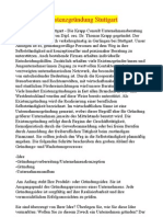 Existenzgruendung Stuttgart