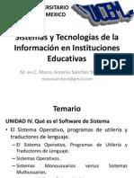 Sistemas y Tecnologías de la Información en Instituciones4