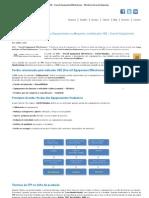 OEE - Overall Equipament Effectivences - Eficiência Geral de Máquinas