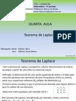 04 - Teo de Laplace