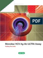 Monolisa HCV Ag-Ac Ultra