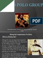 Zheng He's Importance to China
