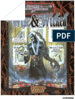 D&D 3rd Edition - The Wise and the Wicked